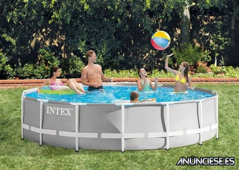 Piscina INTEX Frame 427 x 107 cm