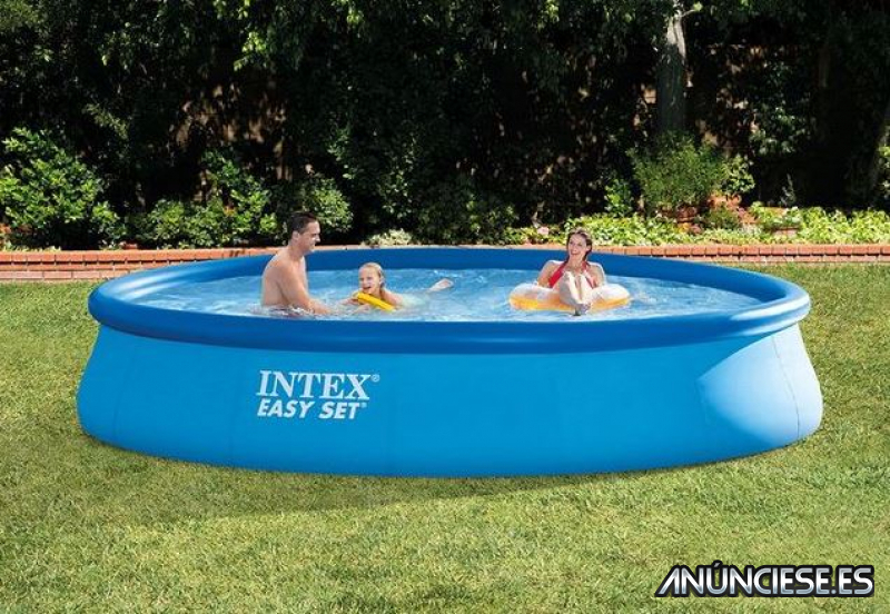 Piscina INTEX 457 x 84 cm