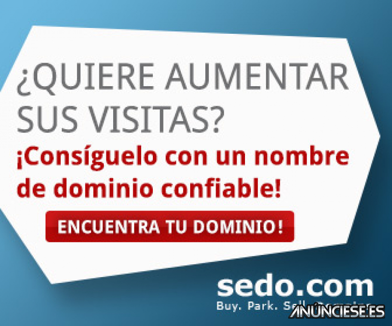 Encuentre su dominio ideal, aumente sus visitas.