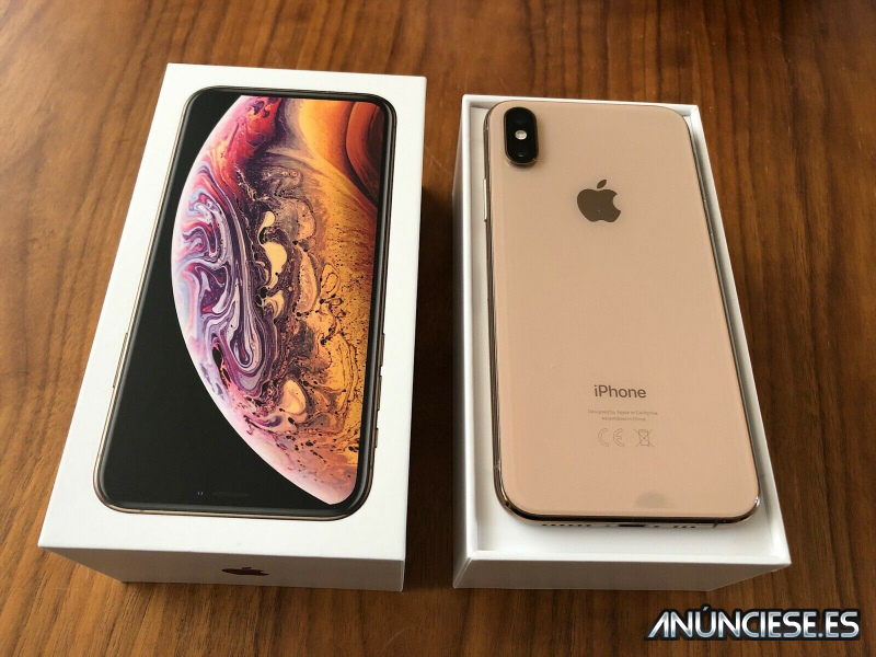 Apple iPhone XS 64GB = 400 EUR  ,iPhone XS Max 64GB = 430EUR