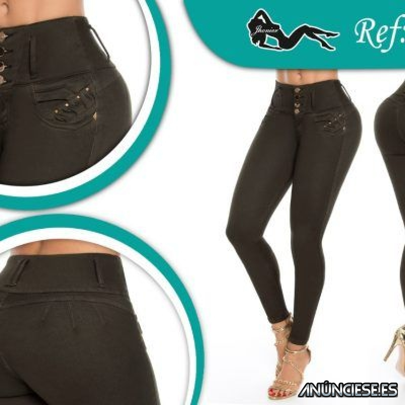 Sensuales jeans efecto push up