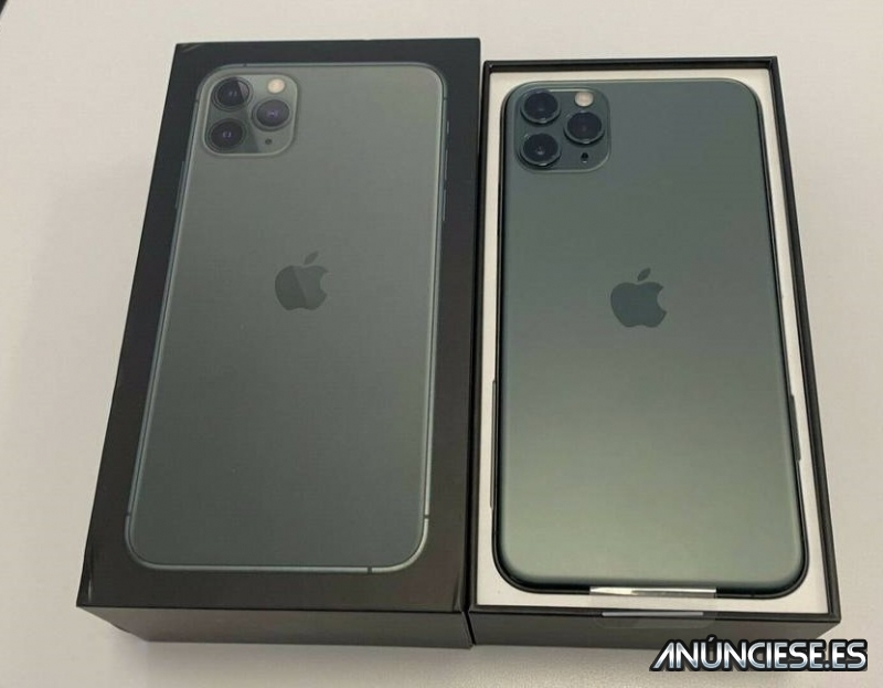 Apple iPhone 11 Pro 64GB = $600, iPhone 11 Pro Max 64GB $650