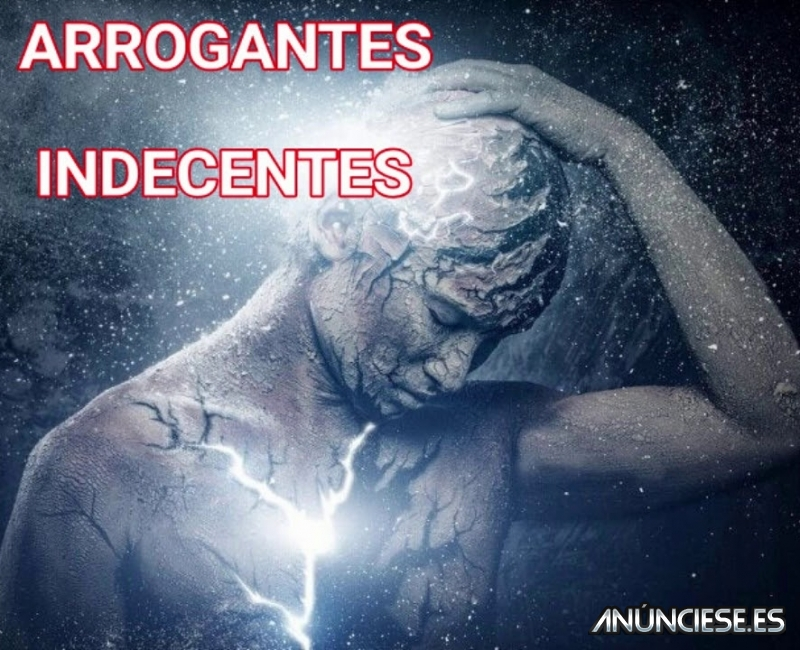 Ya esta disponible mi nueva cancion (Arrogantes Indecentes)