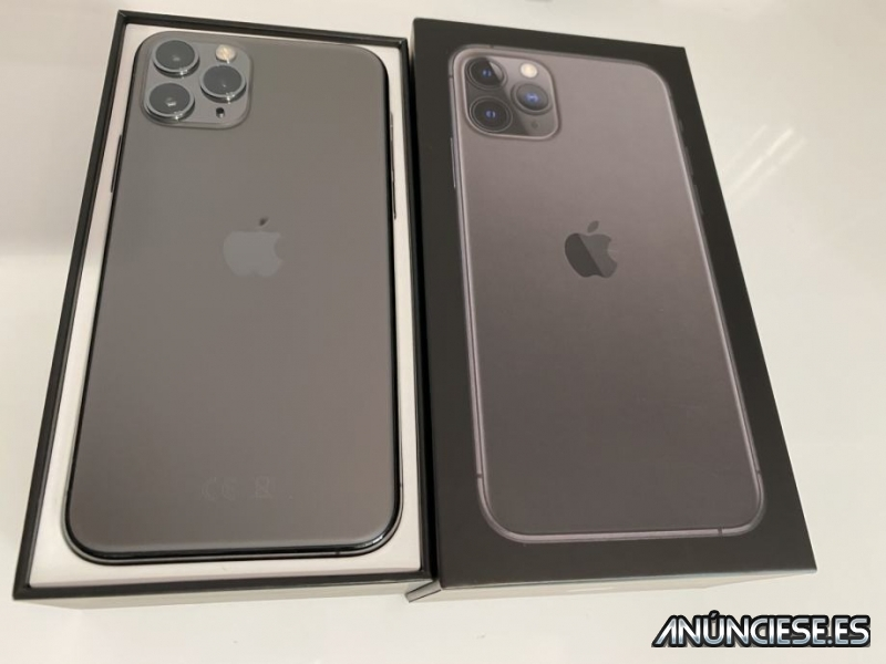 Apple iPhone 11 Pro 64GB = 400 EUR , iPhone 11 Pro Max 64GB