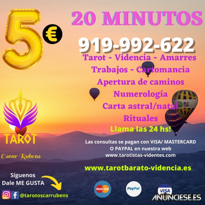 Tarot soy vidente natural honesta y directa