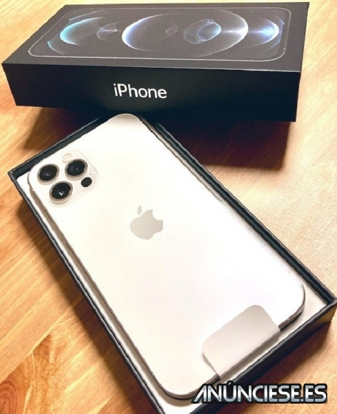 Apple iPhone 12 Pro 128GB por 600EUR,iPhone 12 Pro Max 128GB